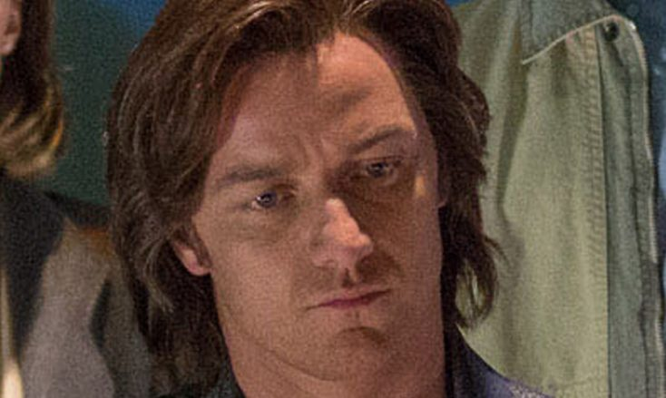 James McAvoy's Hairy Adventure in 'X-Men: Apocalypse'