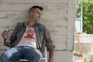 Joseph Gilgun as Cassidy in PREACHER. ©AMC Networks/Sony Pictures Television. CR: Lewis Jacobs/Sony Pictures Television/AMC