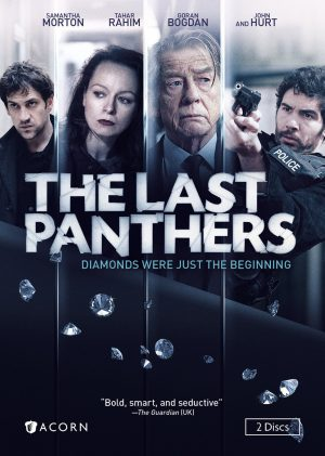 THE LAST PANTHERS. (DVD Artwork). ©Acorn.