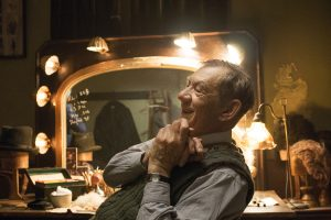 Ian McKellen as Norman in THE DRESSER. ©Playground Television Limited UK.