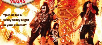 KISS Hits Big Screen and the Road