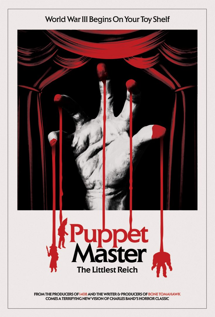 'Puppet Master' Reboot First Title for DiBonaventura-Caliber Venture