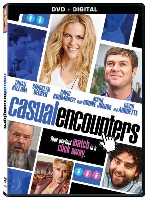 CASUAL ENCOUNTERS. (DVD Artwork). ©Lionsgate.