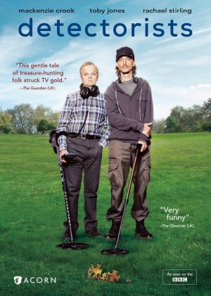 DETECTORISTS. (DVD Artwork). ©Acorn.