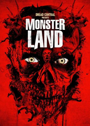 MONSTERLAND. (DVD Artwork). ©Image Entertainment.
