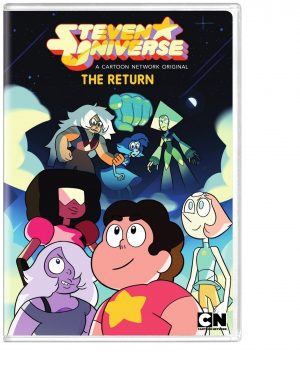 STEVEN UNIVERSE: THE RETURN. ©Cartoon Network.