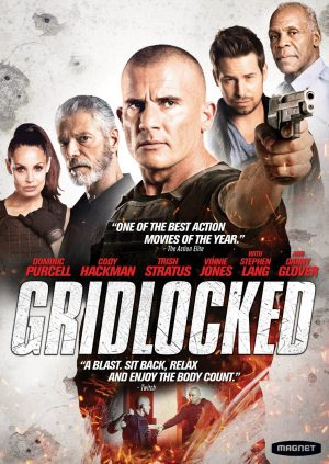 GRIDLOCKED. (DVD Artwork). ©Magnet.
