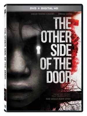 THE OTHER SIDE OF THE DOOR. (DVD Artwork). ©20th Century Fox.