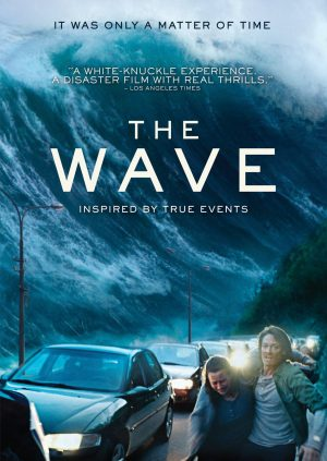 THE WAVE. (DVD Artwokr) ©Magaolia Home Entertainment.