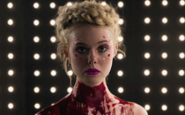 Elle Fanning Explores Dark Side of L.A. in 'Neon Demon'