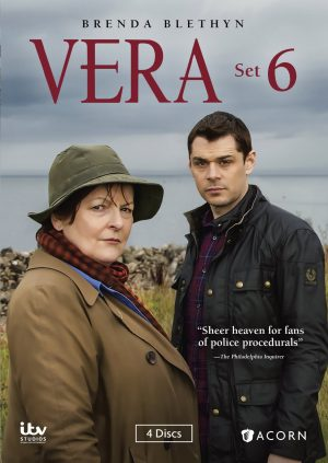 VERA SET 6. (DVD Artwork). ©Acorn.