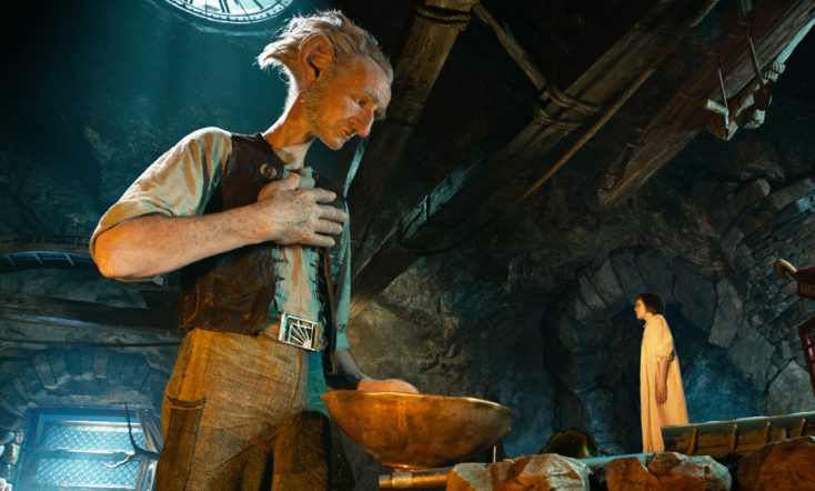 Steven Spielberg Returns to Fantasy Fare with 'The BFG'