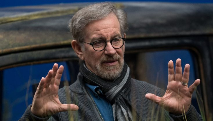 Photos: Steven Spielberg Returns to Fantasy Fare with 'The BFG'