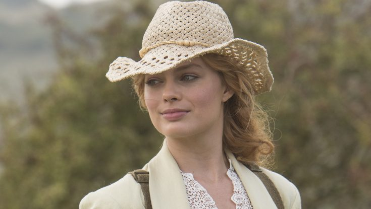 Photos: Margot Robbie Embodies Self-Reliant Jane in 'Legend of Tarzan'