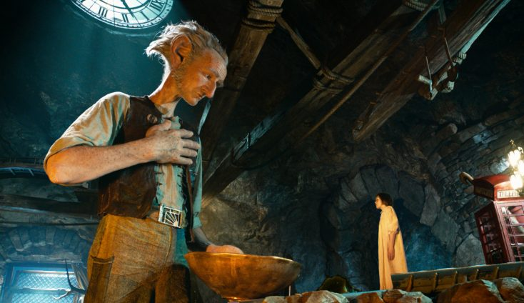 Engaging Extras Can't Help 'BFG' From Falling Short on Home Video