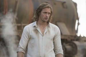 Alexander Skarsgard stars as John Clayton and Tarzan in TARZAN. ©Warner Bros. Entertainment. CR: Jonathan Olley.