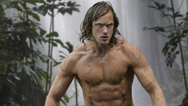 Photos: Alexander Skarsgard Plays the Original Vine Star in 'The Legend of Tarzan'