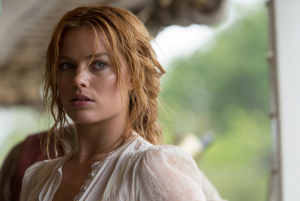 Margot Robbie plays self-reliant Jane in THE LEGEND OF TARZAN. CR: Warner Bros.