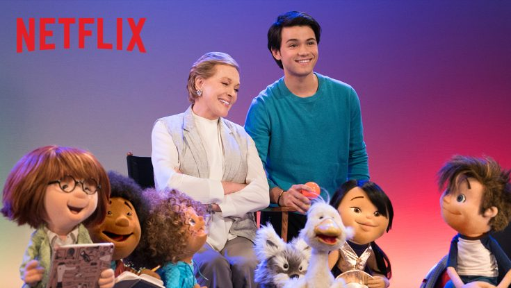 Julie Andrews to Host Netflix Performing Arts Series