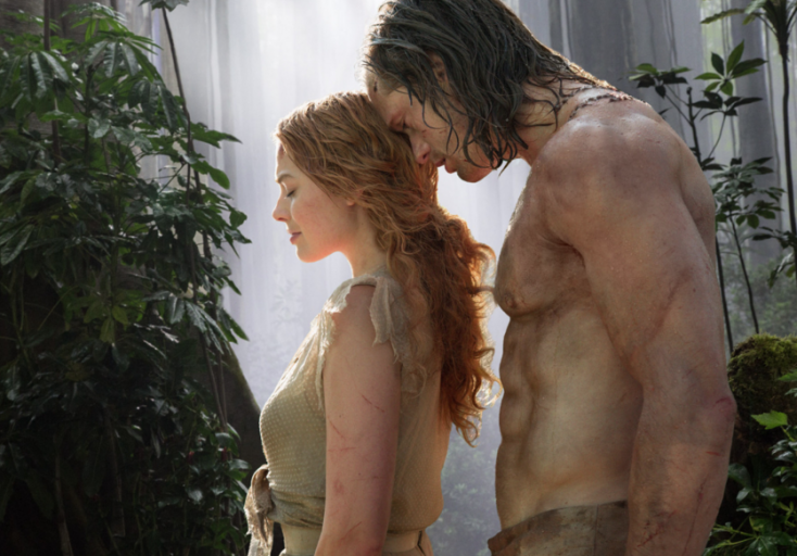Alexander Skarsgard Plays the Original Vine Star in 'The Legend of Tarzan'