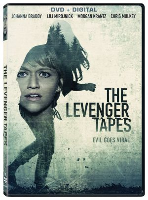 THE LEVENGER TAPES. (DVD Artwork). ©Lionsgate.