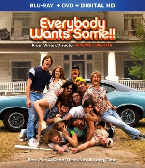 EVERYBODY WANTS SOME! (DVD Artwork). ©Paramount.