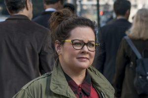 Abby (Melissa McCarthy) in Columbia Pictures' GHOSTBUSTERS. ©CTMG. CR: Hopper Stone.