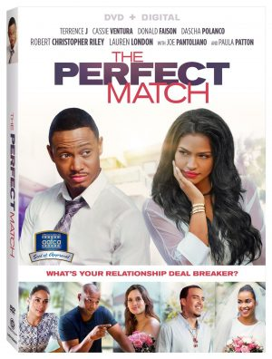 THE PERFECT MATCH. (DVD Artwork). ©Lionsgate.