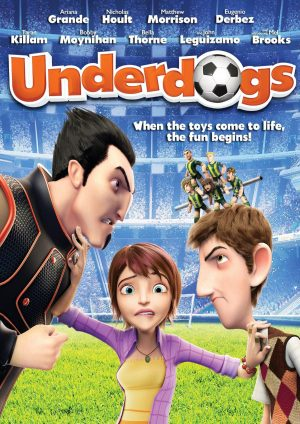 UNDERDOGS. (DVD Artwork). ©Anchor Bay.