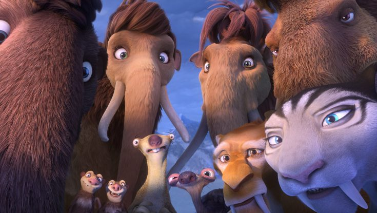 Photos: Five's the Charm for Ray Romano and John Leguizamo in 'Ice Age: Collision Course'