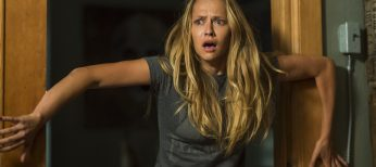 EXCLUSIVE: Teresa Palmer Shines in 'Lights Out'