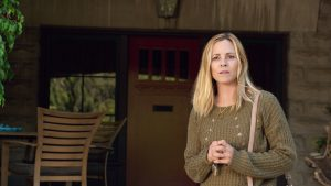 Maria Bello stars as Sophie in LIGHTS OUT. ©Warner Bros. Entertainment.