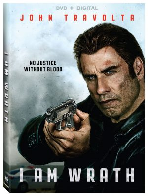 I AM WRATH.(DVD Artwork). ©Lionsgate.