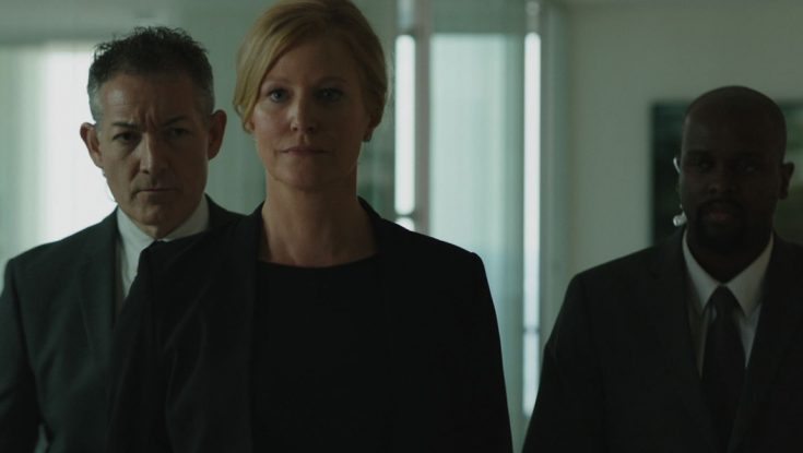 Photos: Woman on Top: Anna Gunn Climbs Corporate Ladder in 'Equity'
