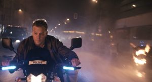 Matt Damon returns to his most iconic role in JASON BOURNE. ©Universal Studios.