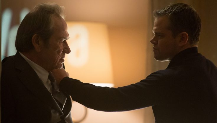 Matt Damon Returns for 'Jason Bourne'