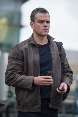 Matt Damon reprises his role as Jason Bourne in JASON BOURNE. ©Universal Studios. CR: Jasin Boland.