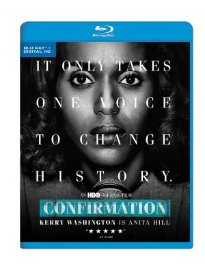 CONFIRMATION. (DVD Artwork). ©HBO Home Video.
