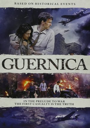 GUERNICA. (DVD Artwork) ©Sony Pictures Home Entertainment.