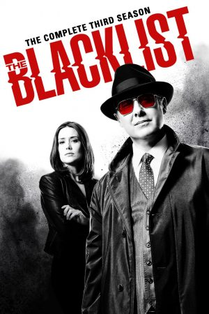 THE BLACKLIST. (DVD Artwork). ©Sony Pictures Home Entertainment.