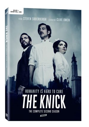 THE KNICK THE COMPLETE SECOND SEASON. (DVD Artwork). ©HBO Home Video.