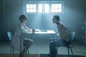 "(L-r) MARGOT ROBBIE as Harley Quinn and JARED LETO as The Joker in Warner Bros. Pictures' action adventure ""SUICIDE SQUAD."" ©Warner Bros Entertainment. / Ratpac-Dune Entertainment. CR: Clay Enos."
