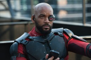 Will Smith stars as Deadshot in SUICIDE SQUAD. ©Warner Bros. Entertainment. CR: Clay Enos.