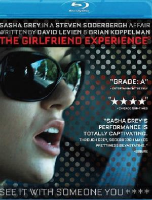 THE GIRLFRIEND EXPERIENCE. (DVD Artwork). ©Magnolia Home Entertainment.