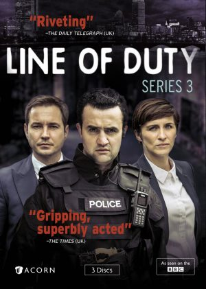 LINE OF DUTY SERIES 3. ©Acorn.