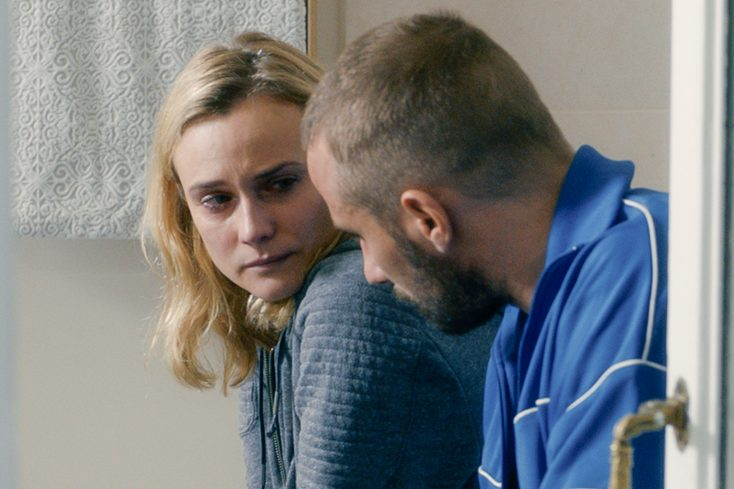 Photos: EXCLUSIVE: Diane Kruger More Than a Trophy Wife in 'Disorder'