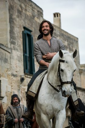 Jack Huston plays Judah Ben-Hur in BEN HUR. © Metro-Goldwyn-Mayer Pictures/Paramount Pictures. CR: Philippe Antonello.