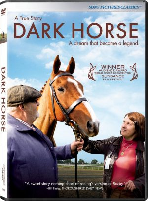 DARK HORSE. (DVD Artwork). ©Sony Home Entertainment.