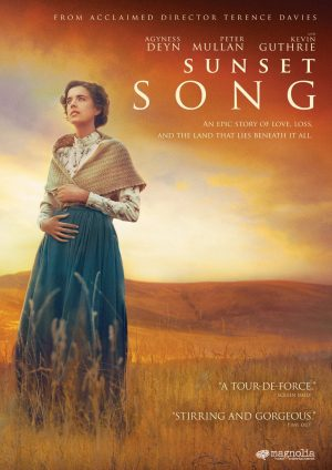 SUNSET SONG. (DVD Artwork). ©Magnolia Home Entertainment.