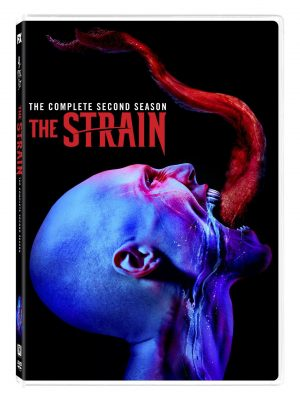THE STRAIN SEASON 2. (DVD Artwork). ©20th Century Fox.